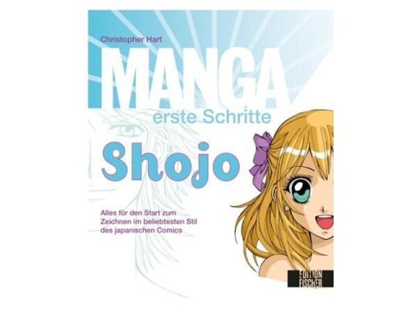 Buch Manga erste Schritte Shojo