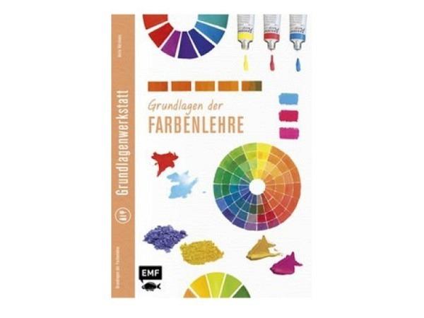 Buch Grundlagenwerkstatt, Farbenlehre, 32 Seiten