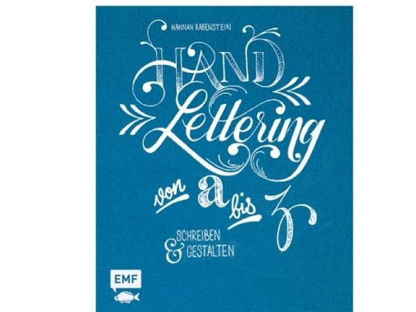 Buch Hand Lettering von A bis Z