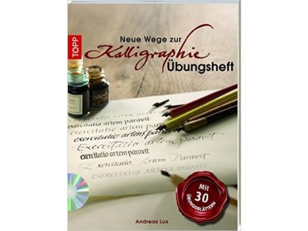 Buch Neue Wege zur Kalligraphie Übungsheft
