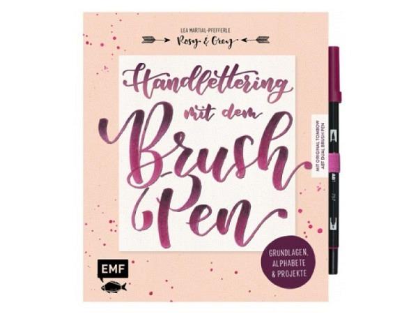 Buch Handlettering mit dem Brush Pen