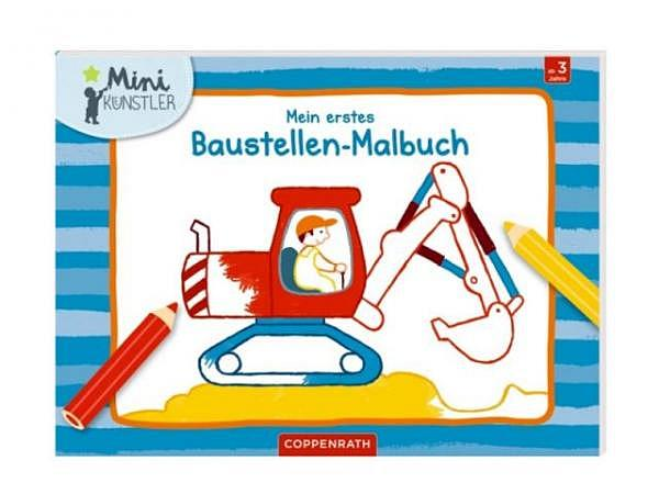 Block Mein grosser Kindergartenblock, ab 4 Jahren