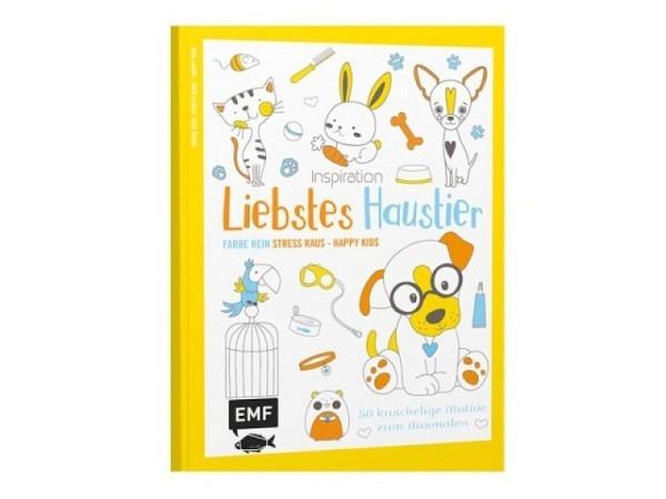 Buch Inspiration Liebstes Haustier