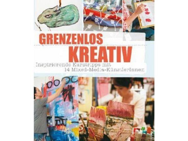 Buch Grenzenlos Kreativ, inspirierende Kurztripps