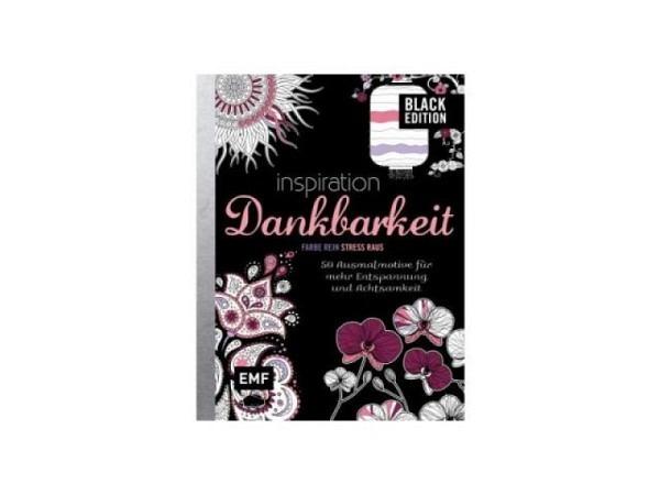 Malbuch Zauberhafte Gartenträume, Ausmalbuch für Erwachsene