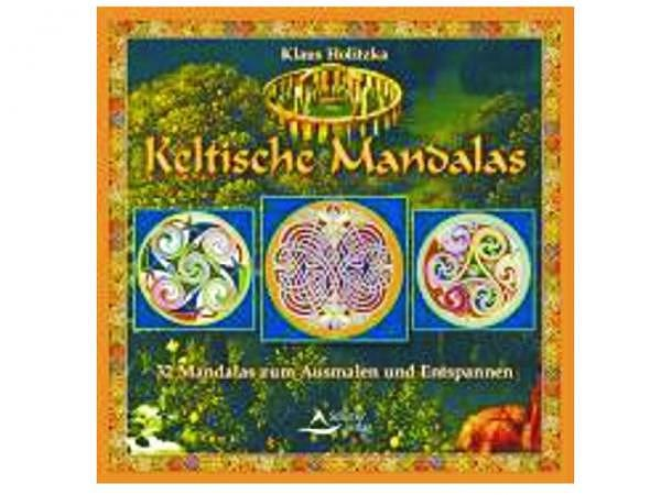 Buch Keltische Mandalas 32 Mandalas