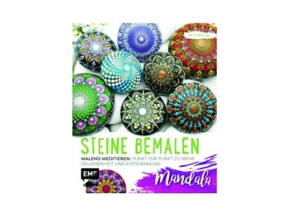 Buch Zencolor Mandalas & Muster 19x19cm