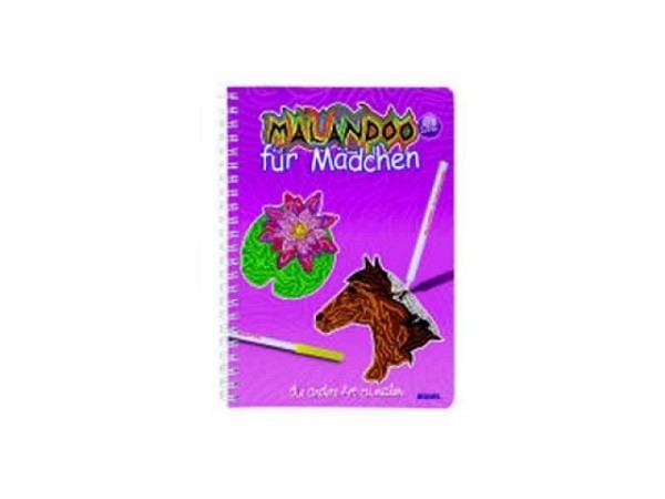 Buch Malandoo für Mädchen moses, 29,9x21,5cm