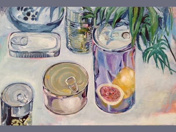 Portrait - und figürliche Darstellung bei Christina Wellinger, Nr. 23