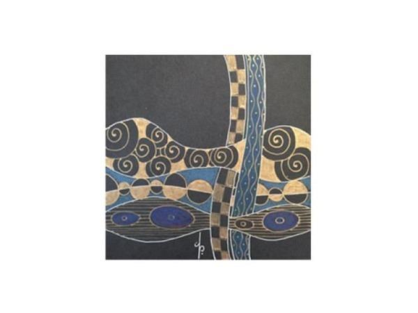 Zentangle - Aufbaukurs - Komplexe Muster bei Claudia Schaulin, Nr. 70