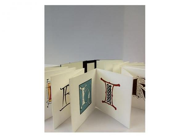 Kalligrafie bei Regula Monnet, Nr. 48