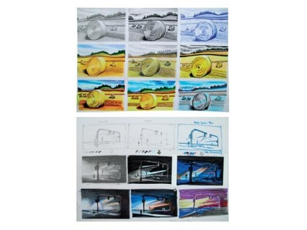 Zeichnen - von der Skizze bis zur Illustration bei Martina Rhyner, N..
