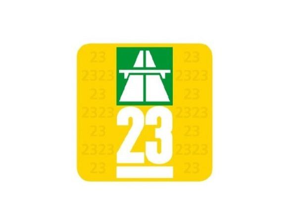 Autobahnvignette Schweiz für 2021