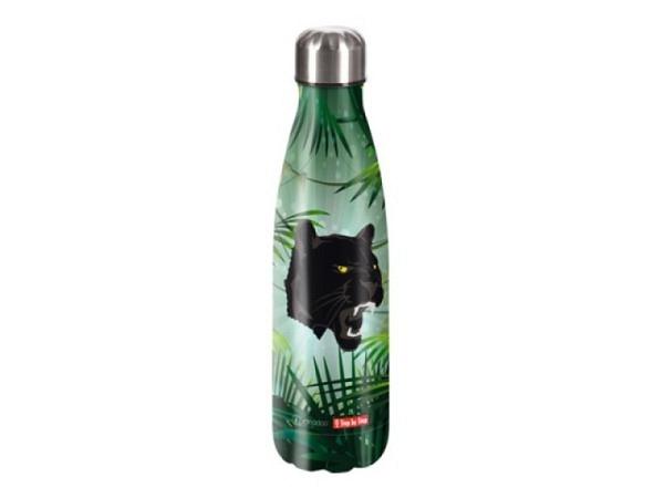Trinkflasche Sistema Trio farbig assortiert 700ml, mit Schraubverschluss und Becher, aus hochwertigem Kunststoff ohne Weichmacher (BPA-frei), mit kleinem und grossen Schraubverschluss; damit lassen sich auch Eisw�rfel beif�gen und der Deckel als Becher ..