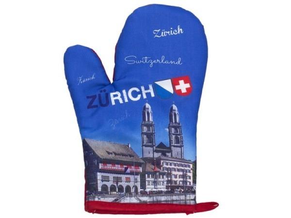 Backhandschuh Zürich aus Baumwolle