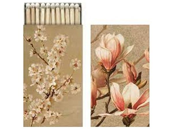 Streichholzschachtel Sköna Ting Flower field 6x11 cm
