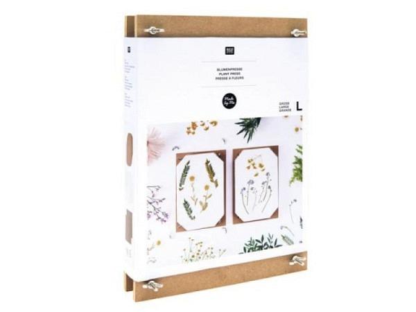 Blumenpresse Rico Design A4 21x29,7x4,3cm