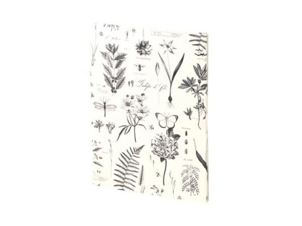 Briefpapier Rössler Blütenpracht 10Stk Briefpapier 17x24cm
