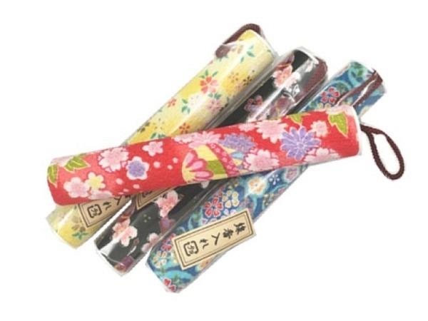 Gutscheinrolle Asia 16cm 1Stk leer in verschiedenen Farben