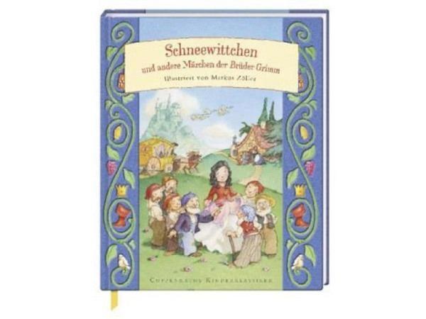 Buch Schneewittchen und andere Märchen der Brüder Grimm