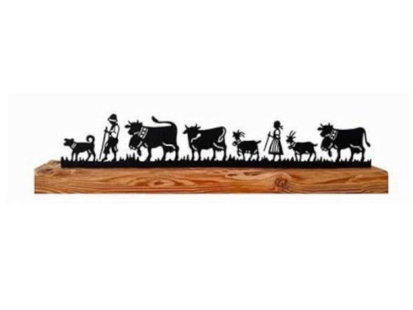 Streichholzschachtel Cedon Mandelblüte 45 Streichhölzer pro Schachtel, hübsch verziert, Grösse 11x6,4x1,95cm