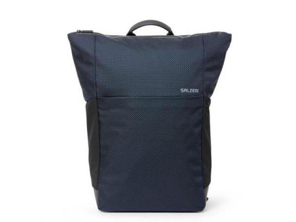 Rucksack Salzen Solid X Vertiplorer Plain Backpack, Farbe Knight Blue