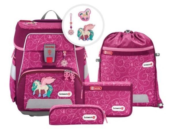 Rucksack Spirit Uno Horse violet Kindergartenrucksack