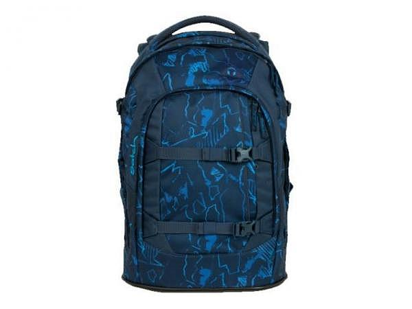 Rucksack Satch Pack Blue Compass