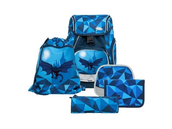 Rucksack Satch Sleek Waikiki Blue