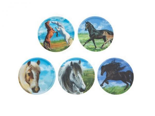 Zubehör Kletties Ergobag matt Pferde