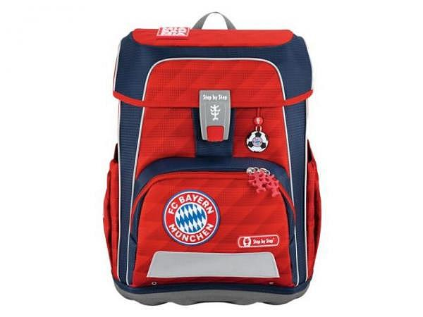 Schulthek Step by Step Cloud FC Bayern Set 5tlg.