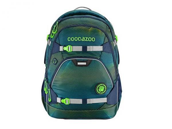 Rucksack Coocazoo ScaleRale Soniclights green