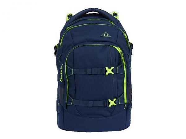 Rucksack Satch Pack Toxic Yellow