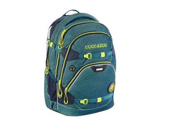 Rucksack Coocazoo ScaleRale MatchPatch Chameleon Freaka Sneaka blue<br>