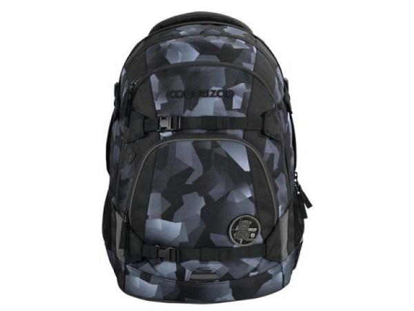 Rucksack Coocazoo ScaleRale MatchPatch Chameleon Freaka Sneaka Green