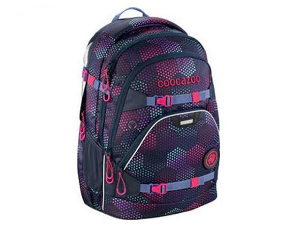Rucksack Coocazoo ScaleRale MatchPatch Purple Illusion