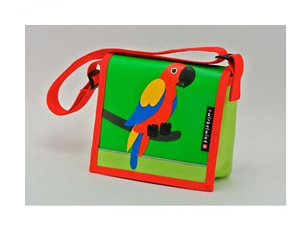 Kindergartentasche Cwirbelwind Papagei