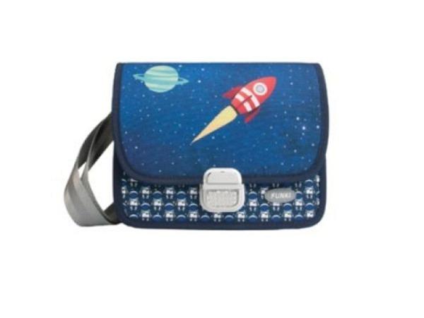 Kindergartentasche Funke Astronaut 20x6,5x18cm
