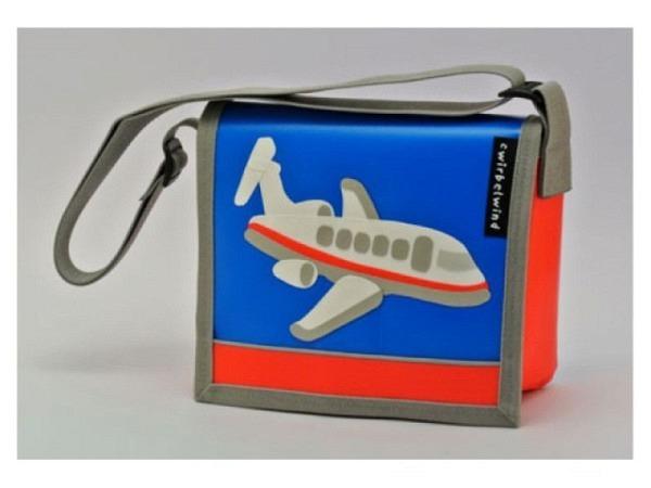 Kindergartentasche Cwirbelwind Flugzeug 2