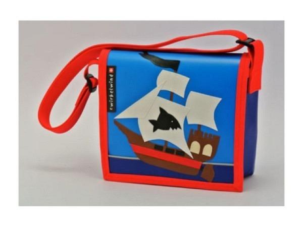 Kindergartentasche Cwirbelwind Piratenschiff 3