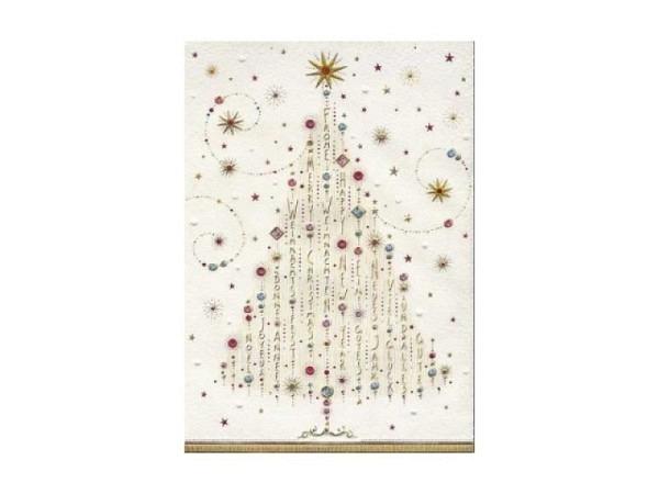 Weihnachtskarte Turnowsky Besinnliche Weihnachten 12x17,5cm