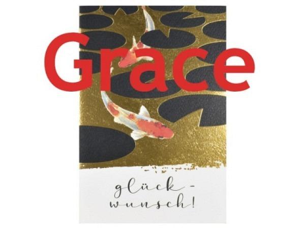 Karte Hartung Moments Glückwunschkarte Zur goldenen Hochzeit