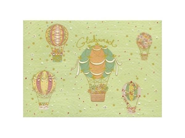 Dankeskarte Turnowsky Danke 12,5x17,6cm