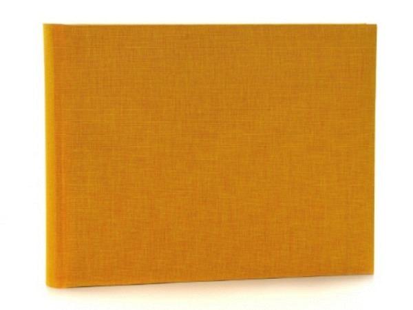 Fotoalbum Goldbuch Summertime gelb, 22x16cm Leineneinband