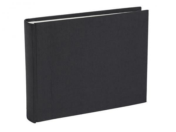 Fotoalbum Semikolon Classic Small 21,5x16cm schwarz