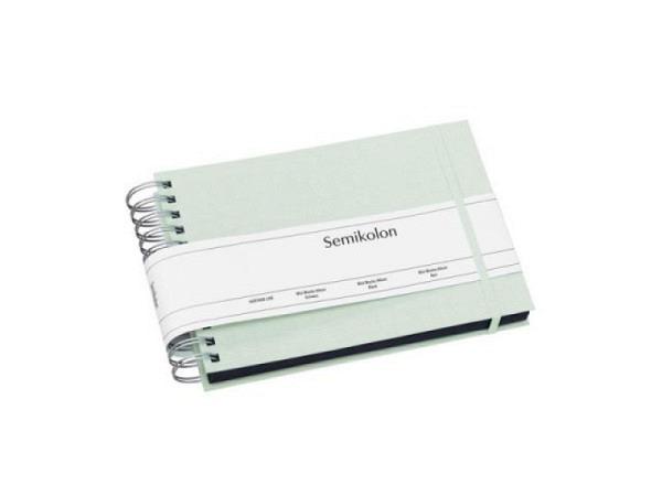 Fotoalbum Semikolon Pocket 22,5x32,8cm rot