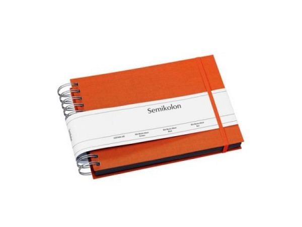 Fotoalbum Semikolon Pocket 22,5x32,8cm türkis