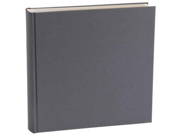 Fotoalbum Semikolon Classic XLarge 32x31cm grau