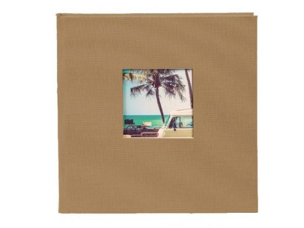 Fotoalbum Goldbuch Bella Vista Einsteckalbum türkis Leinen