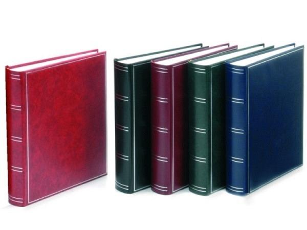 Fotoalbum Goldbuch Classic, 30x31cm assortiert weisse Seiten